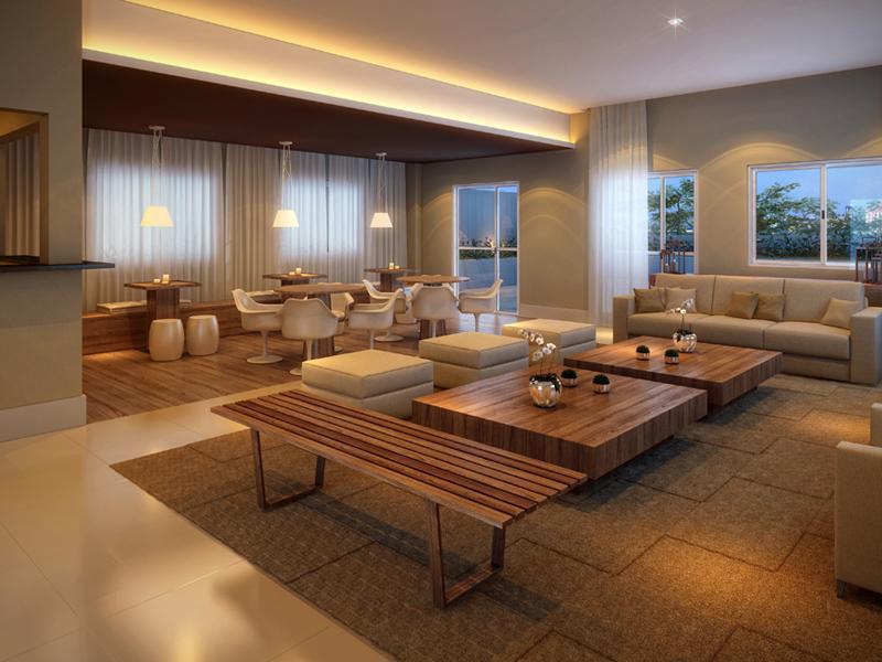 Apartamento na Vila Prudente de 66 m² com 3 dorms 1 suíte 1 vaga