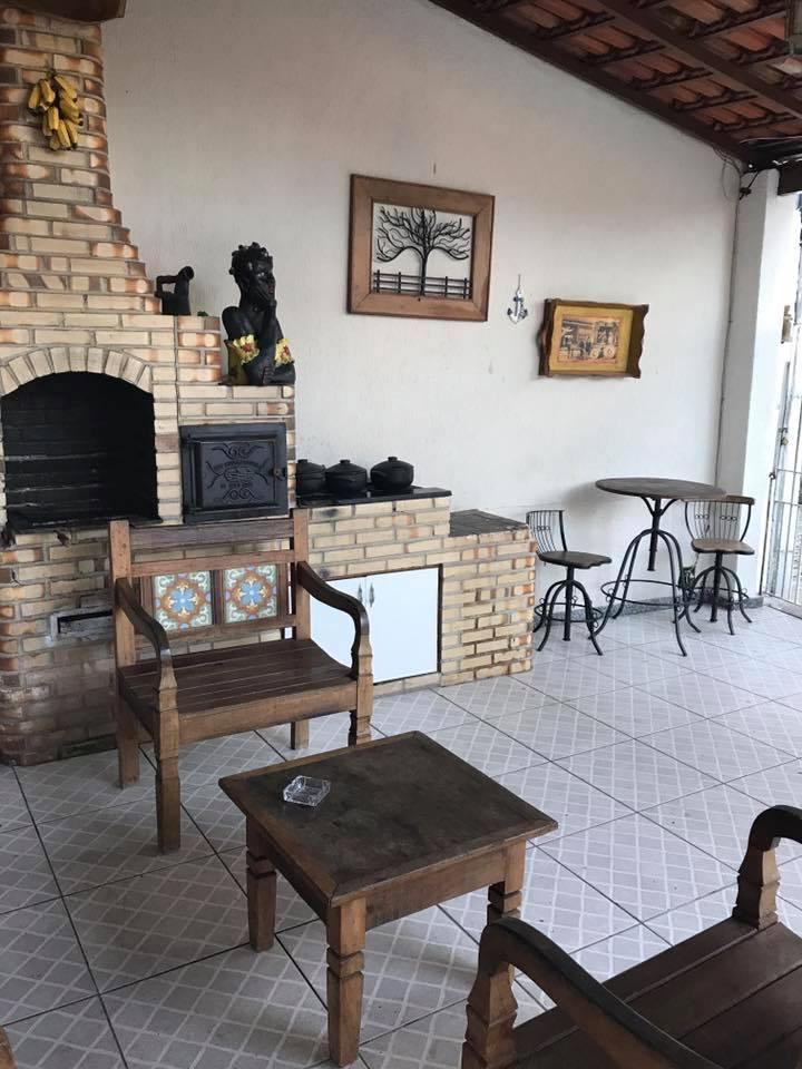 Casa em Rio das Ostras  - locação-4 quartos