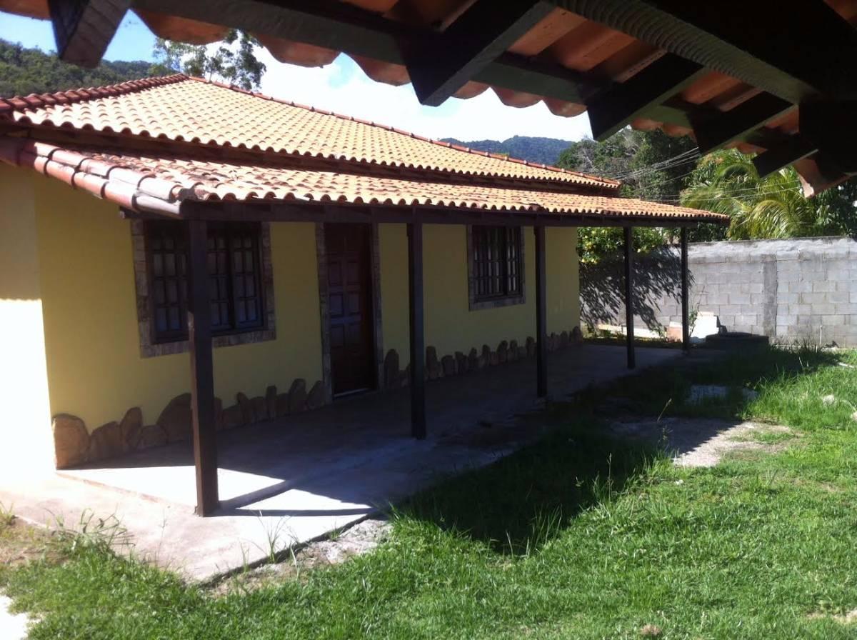 Casa de 2 quartos, em Maricá.