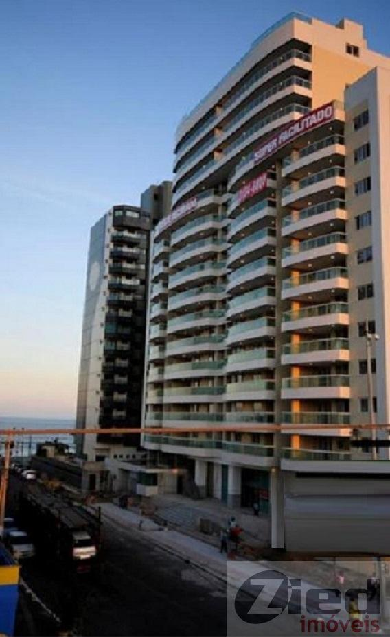 Vista p/ mar na Praia de Itaparica, apartamento 3 Quartos suíte, 2 vagas e Lazer