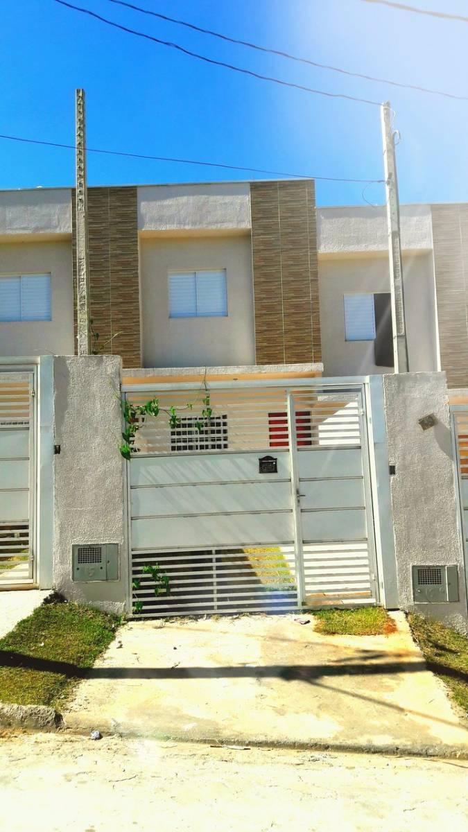 Sobrado Novo em Franco da Rocha - 2 Dormitórios 1 Vaga Minha Casa Minha Vida