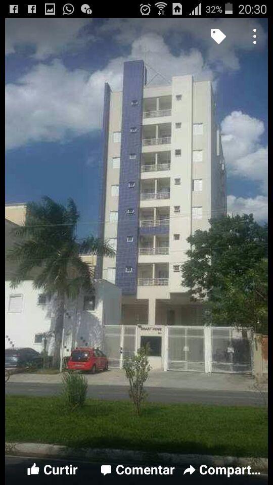 Apartamento - Loft Com  37 m² com Móveis Planejados: