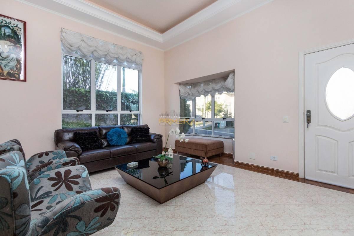 Casa em Alphaville Graciosa - Pinhais - ESTUDA PERMUTA - 3 suítes, amplo quintal