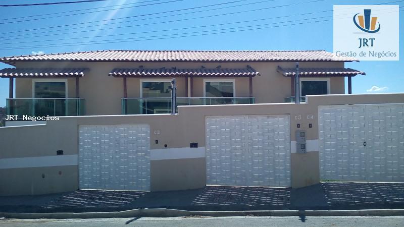 Casa Geminada, duplex, individual, MCMV, 2 vagas - Recanto Verde - Esmeraldas