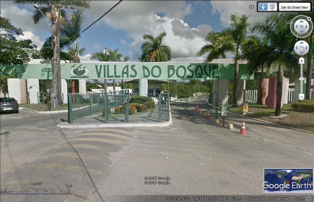 Casa para Vender com 420m², 5 quartos(2suítes) Cond.Villas Bosque, Lauro Freitas