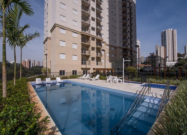 apartamento COBERTURA no panamby 2 dorms 84M² pronto para morar PARA ACABAR!!!!!