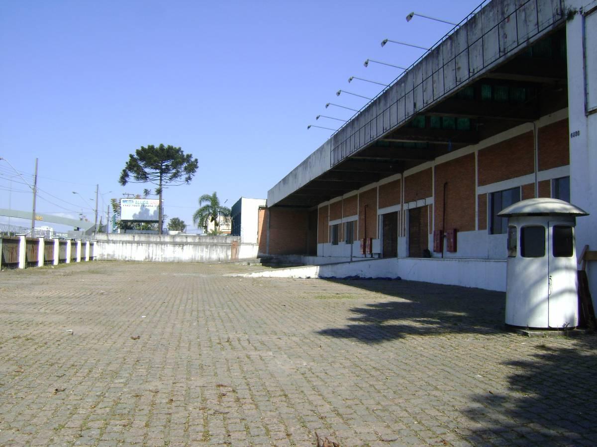 BARRACÃO LOCAÇÃO - Linha Verde - Tarumã