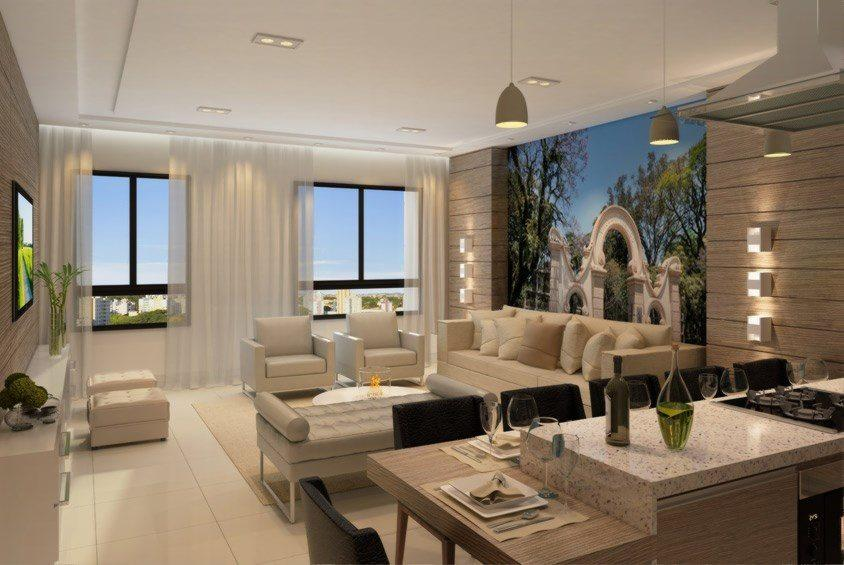 Apartamento Residencial / Centro 2 Quartos