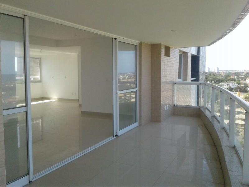 Apartamento em Patamares * Torre Única * 3 Suítes * 2 Aptos por Andar * CONFIRA!