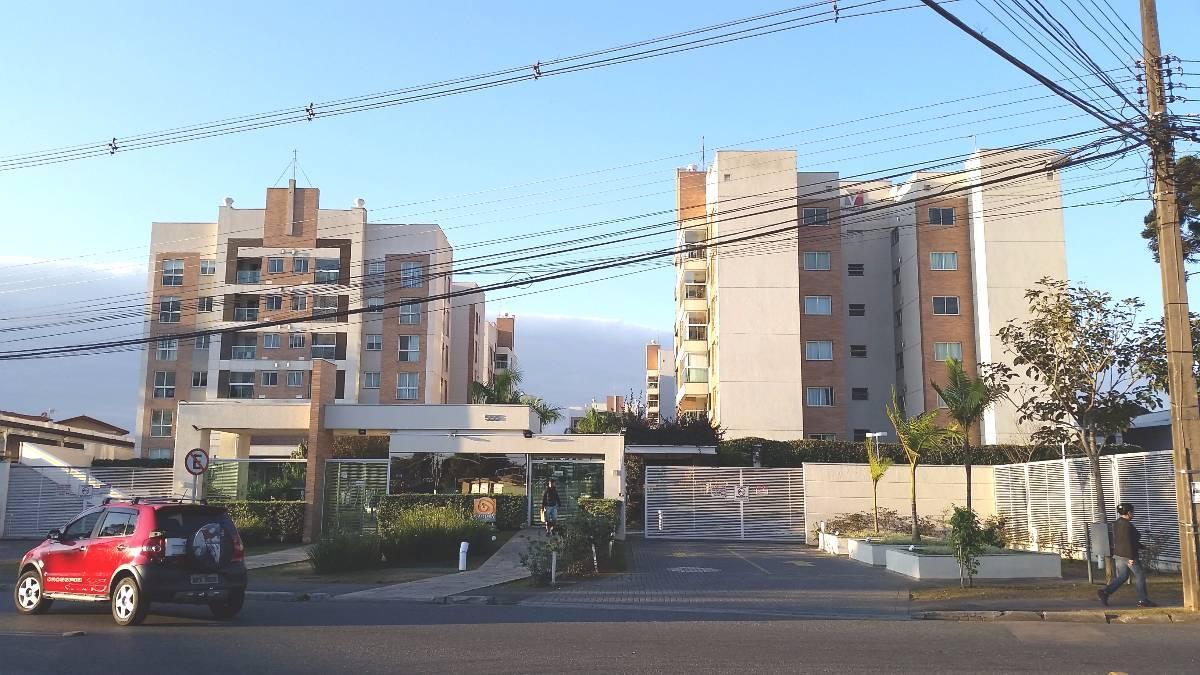Apartamento para aluguel com 3 quartos campo comprido for Apartamento mobiliado 3 quartos curitiba