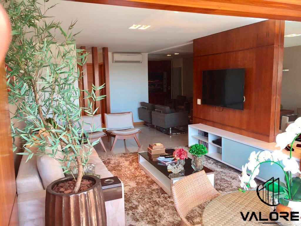 Apartamento 4 quartos, sendo 3 suítes no Via Majestic - Águas Claras