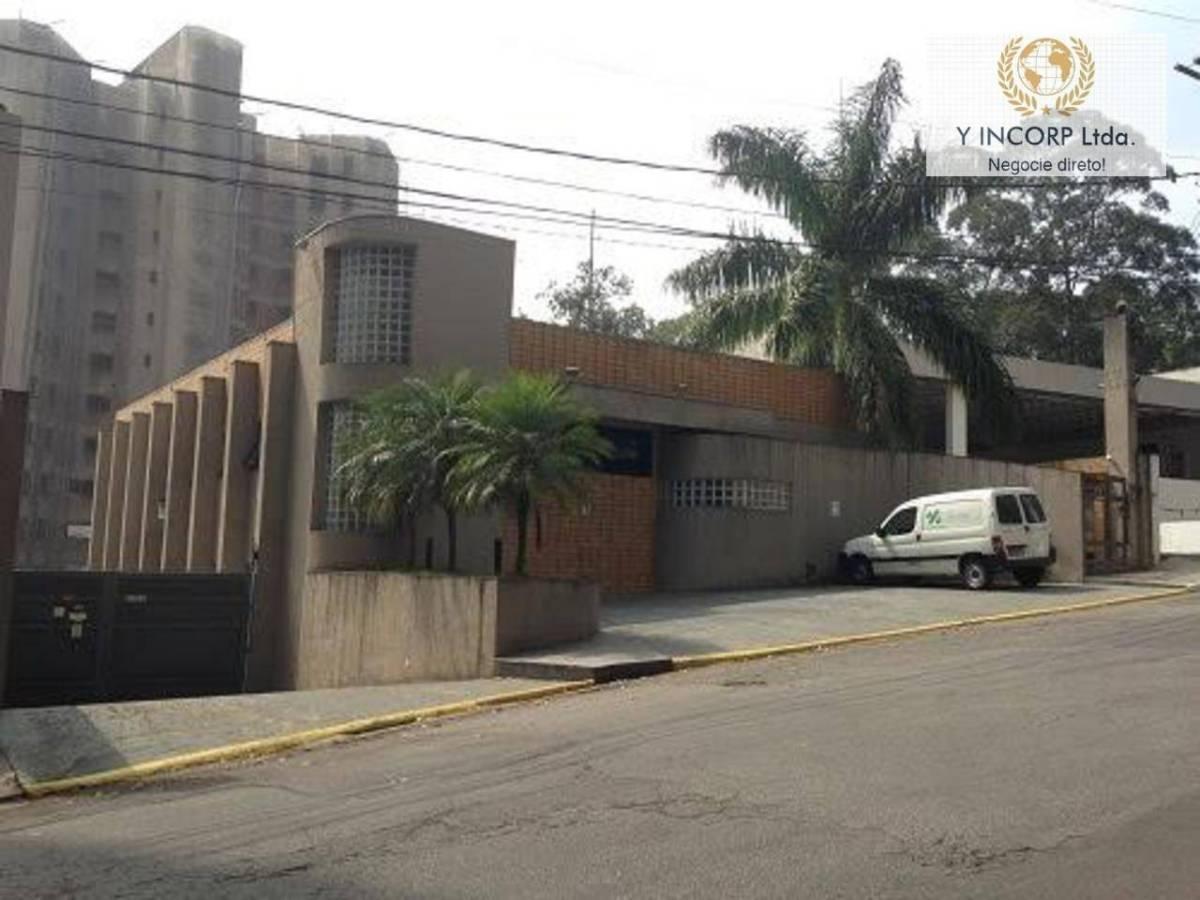 Galpão Alto Padrão -  963m², Panamby.