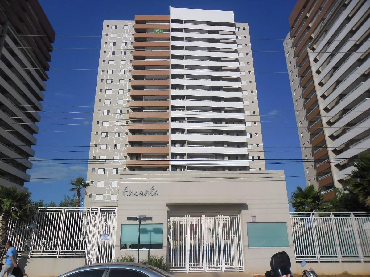 Edifício Encanto 04 quartos134m² fino acabamento