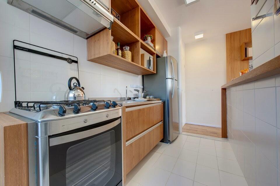 Apartamento de 2 dormitórios, 1 suíte e 1 vaga