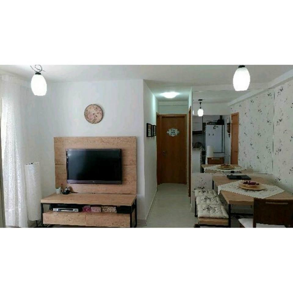QUADRA 208, Residencial All, 2 quartos