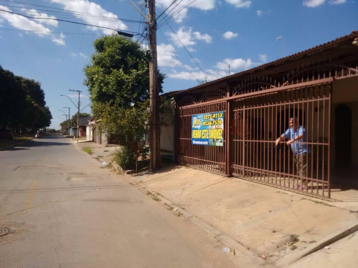 Casa na Samambaia Sul 501