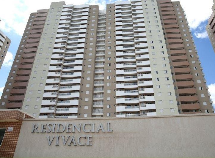 Vivace Apartamento 03 quartos em Taguatinga.