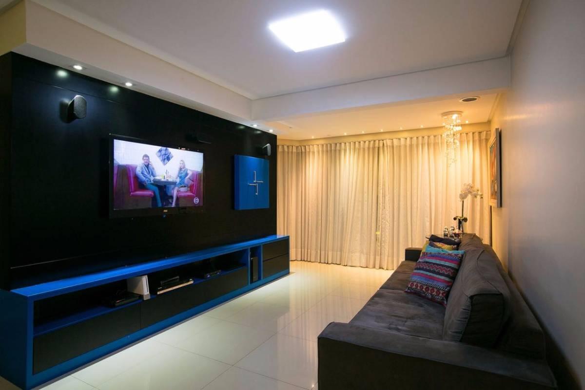 Apartamento de 3 quartos mais DCE em Águas Claras