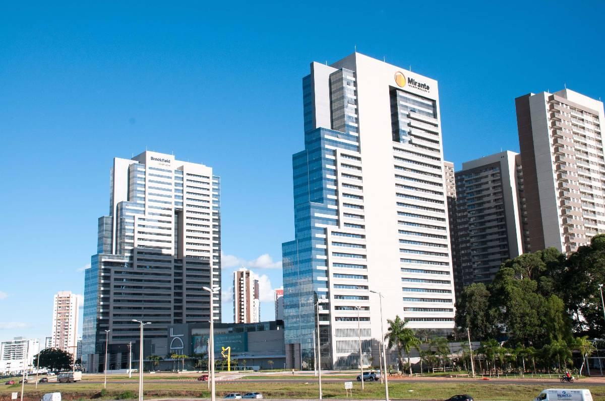 DF Plaza - Águas Claras - Apartamentos 1 e 2 quartos - 1 vaga - Lazer Completo