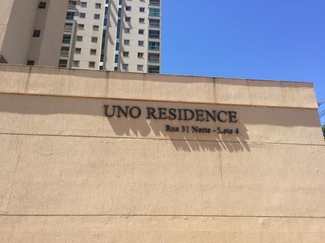 Uno residence, Apartamento de 1 quarto nascente