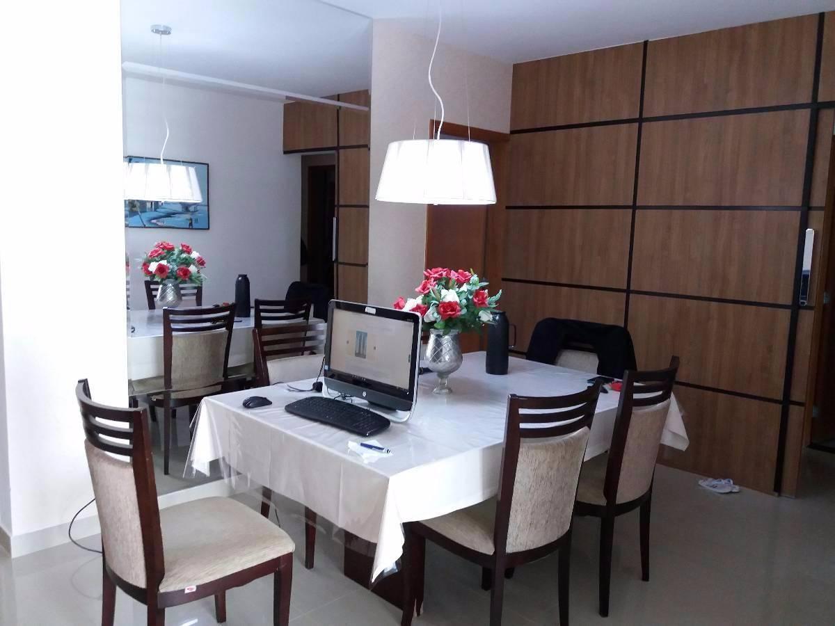Oportunidade - AP. 04 quartos 116 m² com 02 VG - Com Armários - Águas Claras.