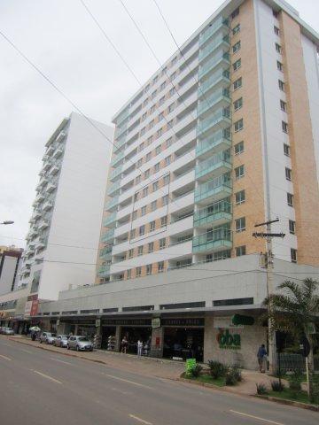 Águas Claras - 2 quartos com varanda - 1 vaga - 64 m2