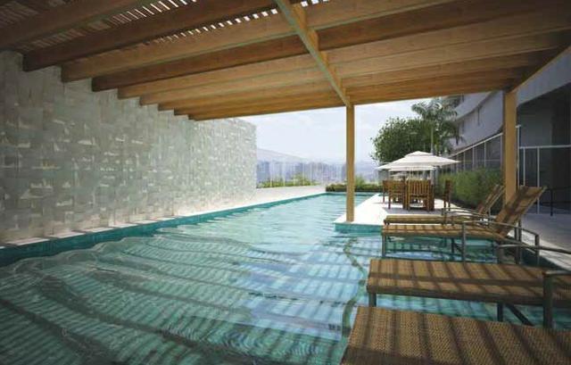 Apartamento 2 quartos com suítes no Mondial Residencial