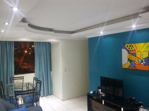 QR 614 Residencial Vida Nova 2 quartos armários planejados