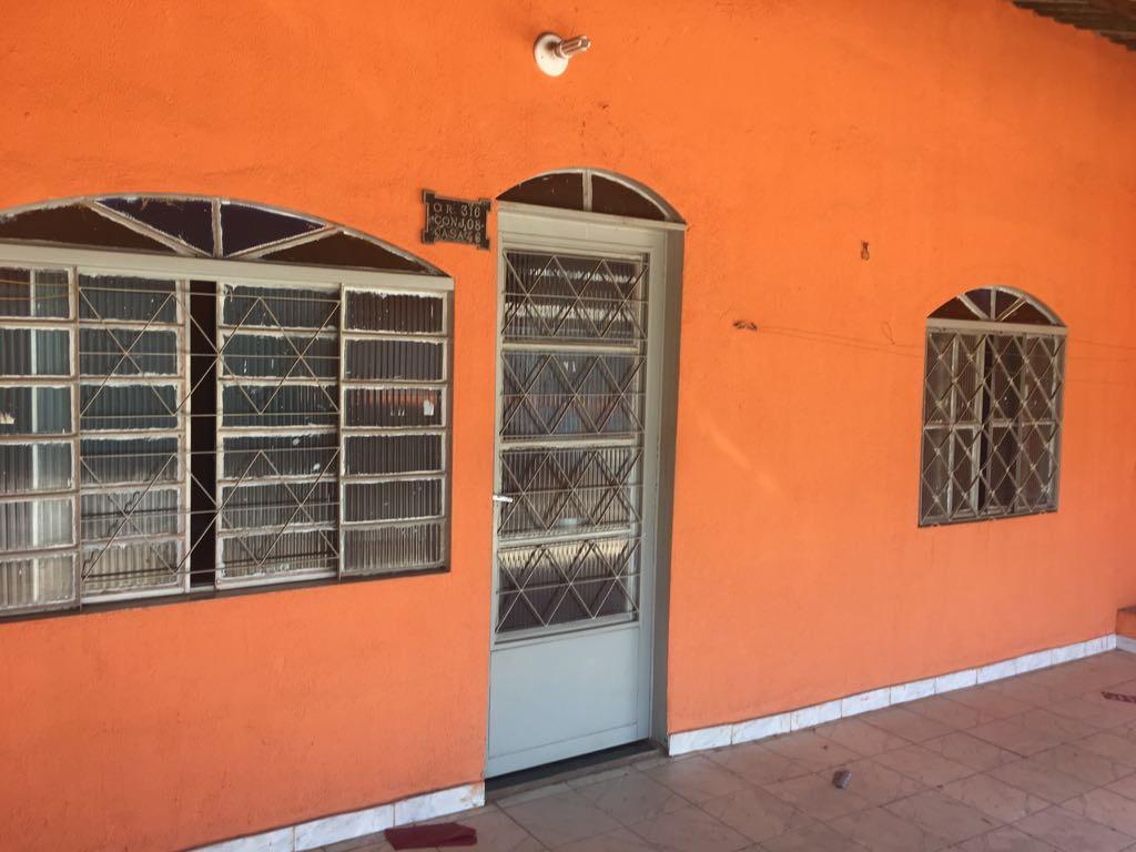 Aluguel de casa 03 qts em samambaia