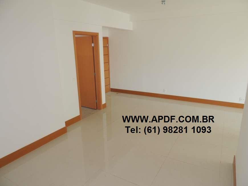 AP. 04 quartos 151 m² com 02 VG - Lazer Completo - Águas Claras.