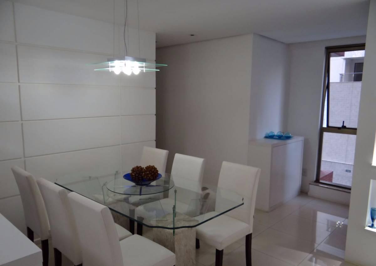 Apartamento com 112m² e  03 quartos sendo 02 suítes em Águas Claras