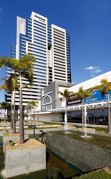 Sala Comercial - 42 m² - DF Century Plaza - Bl A  Rua Copaiba, Aguas Claras