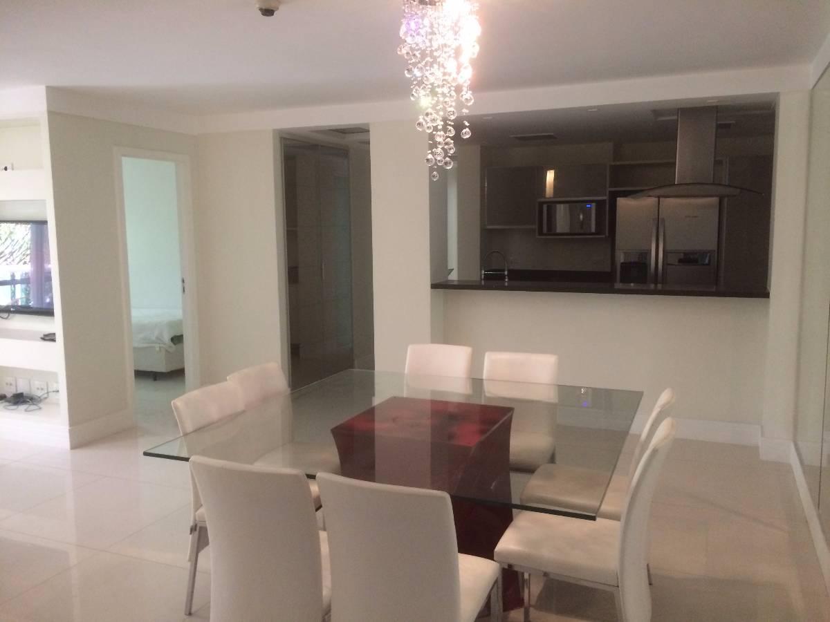 Lindo Apartamento 140M² no Ilhas do Lago Mobilhado.