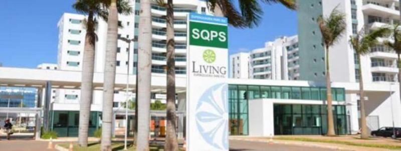 SMAS - Park Sul, Brasília, - LIVING - Quatro quatros, Smas Trecho 1 lote C