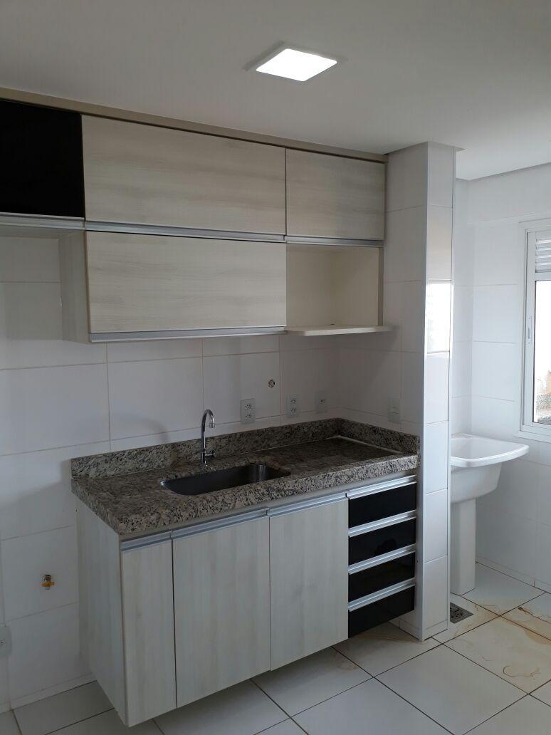 Apartamento 02 Quartos - Armários planejados - Lazer completo - Residencial Apê