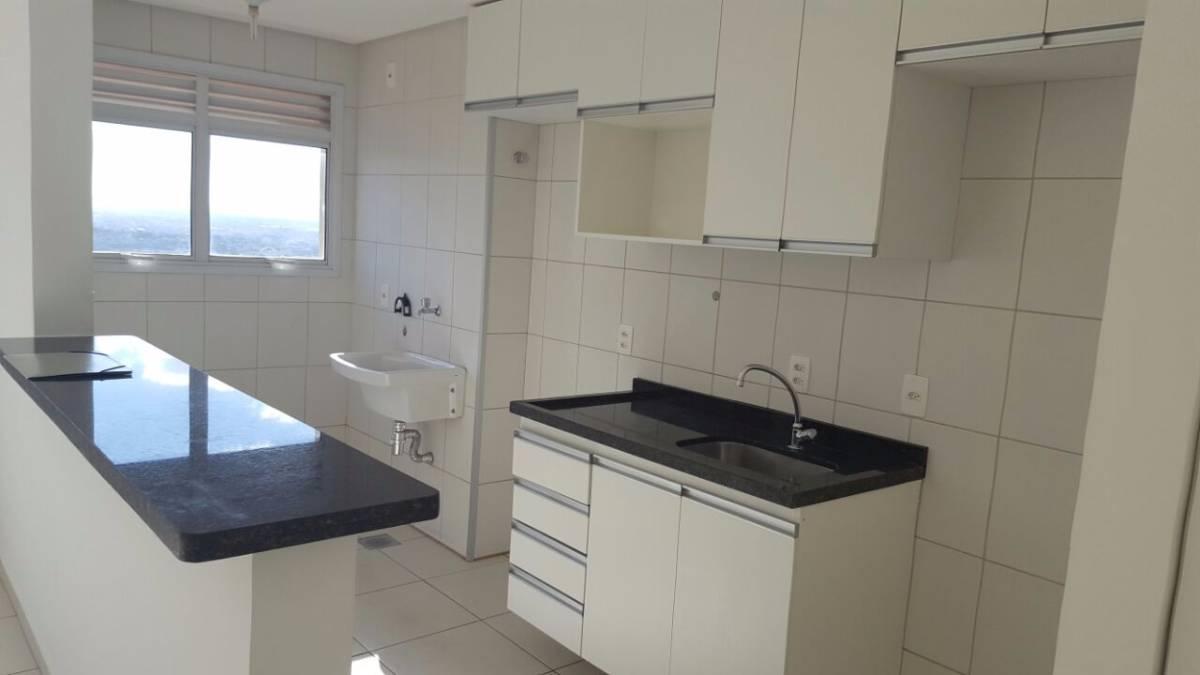 Apartamento - 02 quartos - Armários planejados - Lazer - Res. Acqua Village
