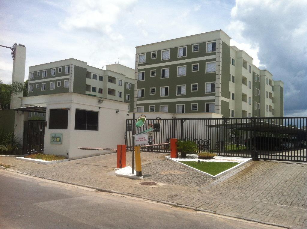Venda Zona Sul - Residencial Campo Colorato Apartamento 58m² - 02 dorm 01 suíte