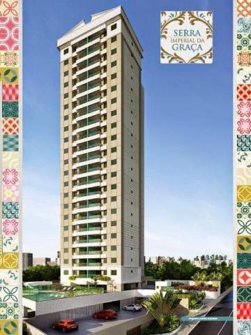 Apartamento na Graça, 3/4 quartos, 2 suites com 2 vagas, Serra Imperial da Graça