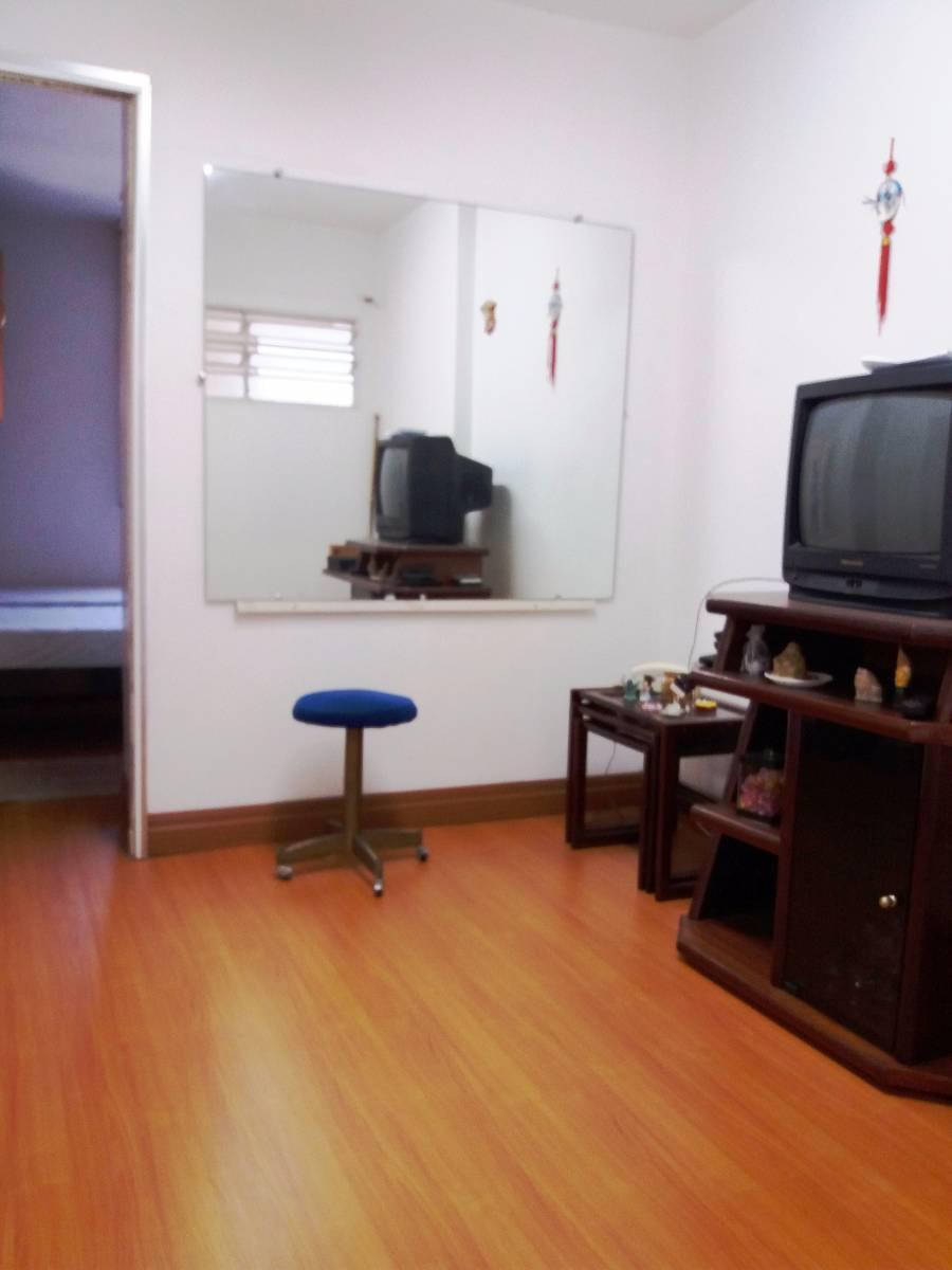 Apartamento rico em armários próximo ao Metrô Marechal Deodoro