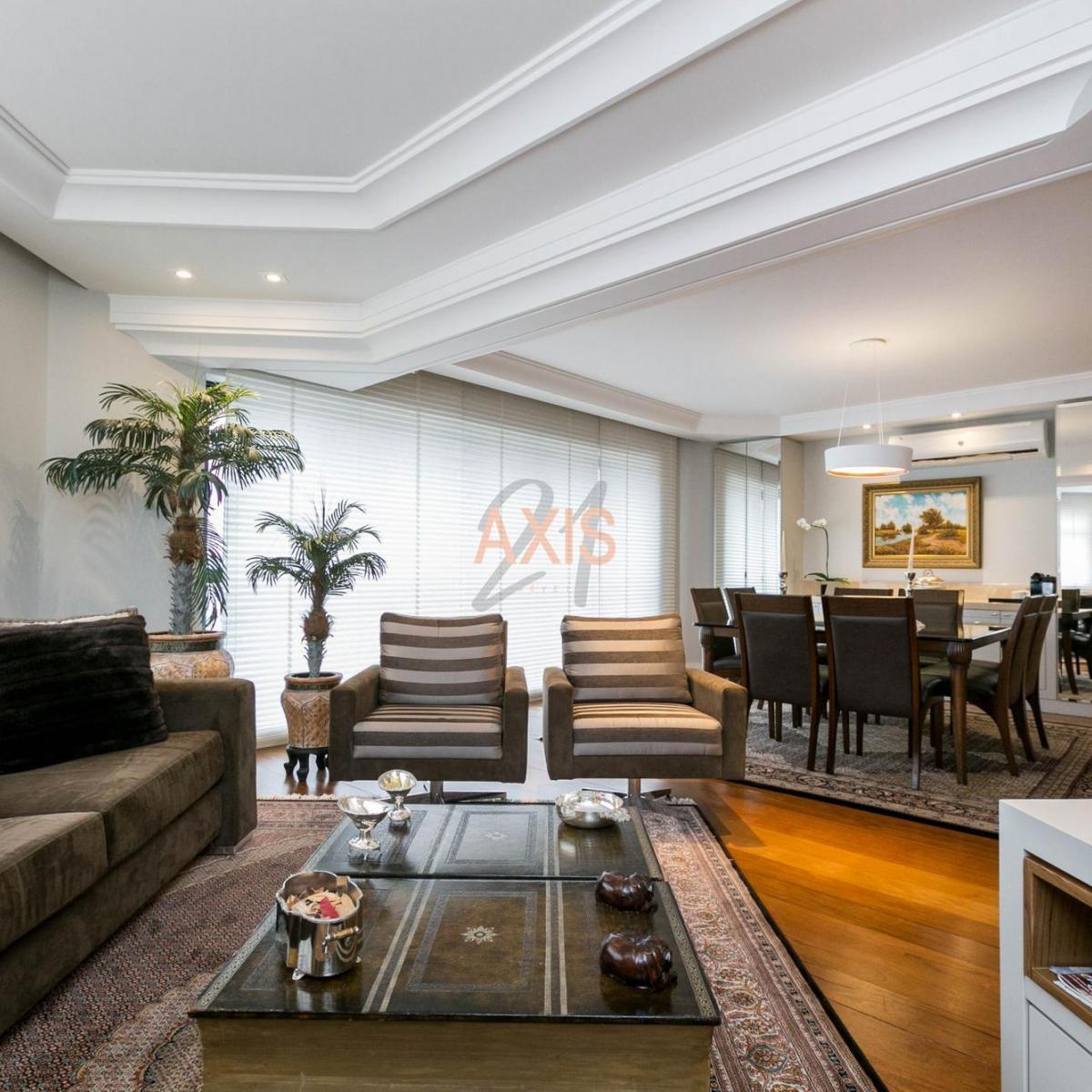 Apartamento venda com 3 quartos bigorrilho curitiba for Apartamento mobiliado 3 quartos curitiba
