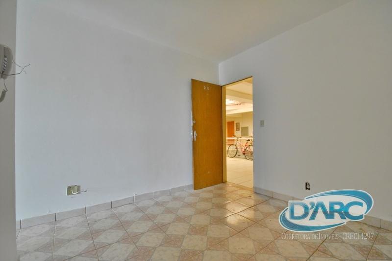 Kit com sala, cozinha, banheiro e varanda na Asa Norte - Brasília, DF