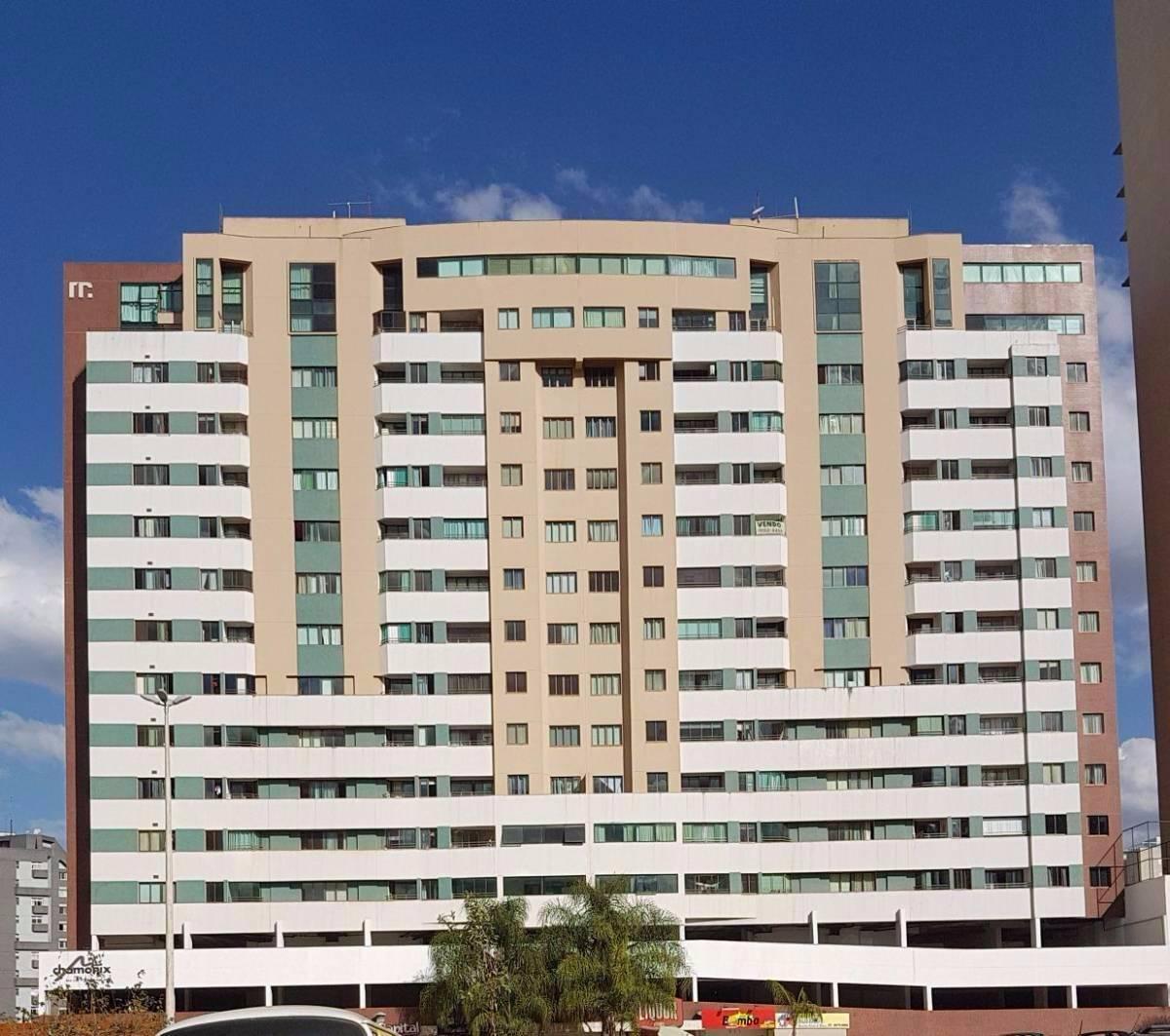 Rua das Pitangueiras - Chamonix - 02 Quartos - Apartamento Águas Claras