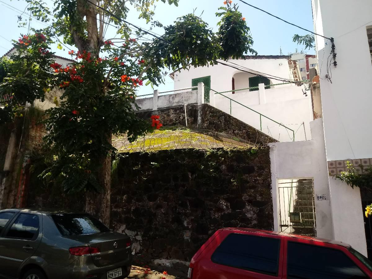 VENDO 2 CASAS EM TERRENO COM 300 M² - CASTRO NEVES - BROTAS (vazias)