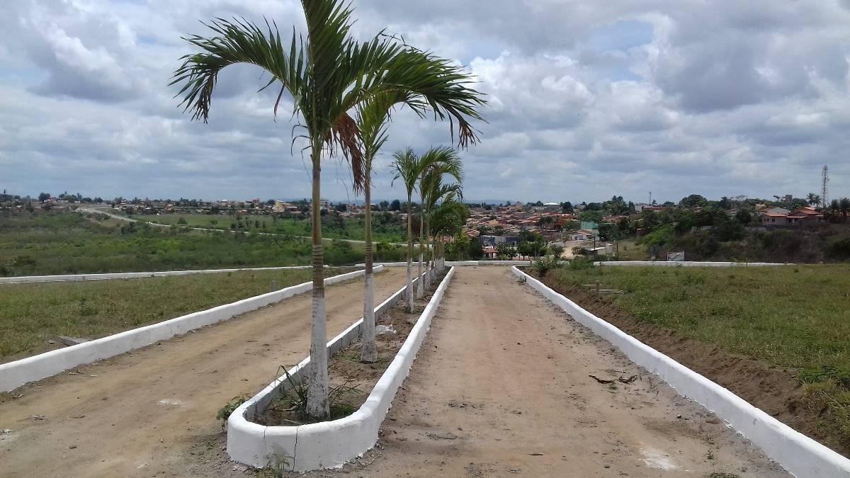 Excelente Loteamento em Sapeaçu, frente a Rodoviária. Sapeaçu Ville.