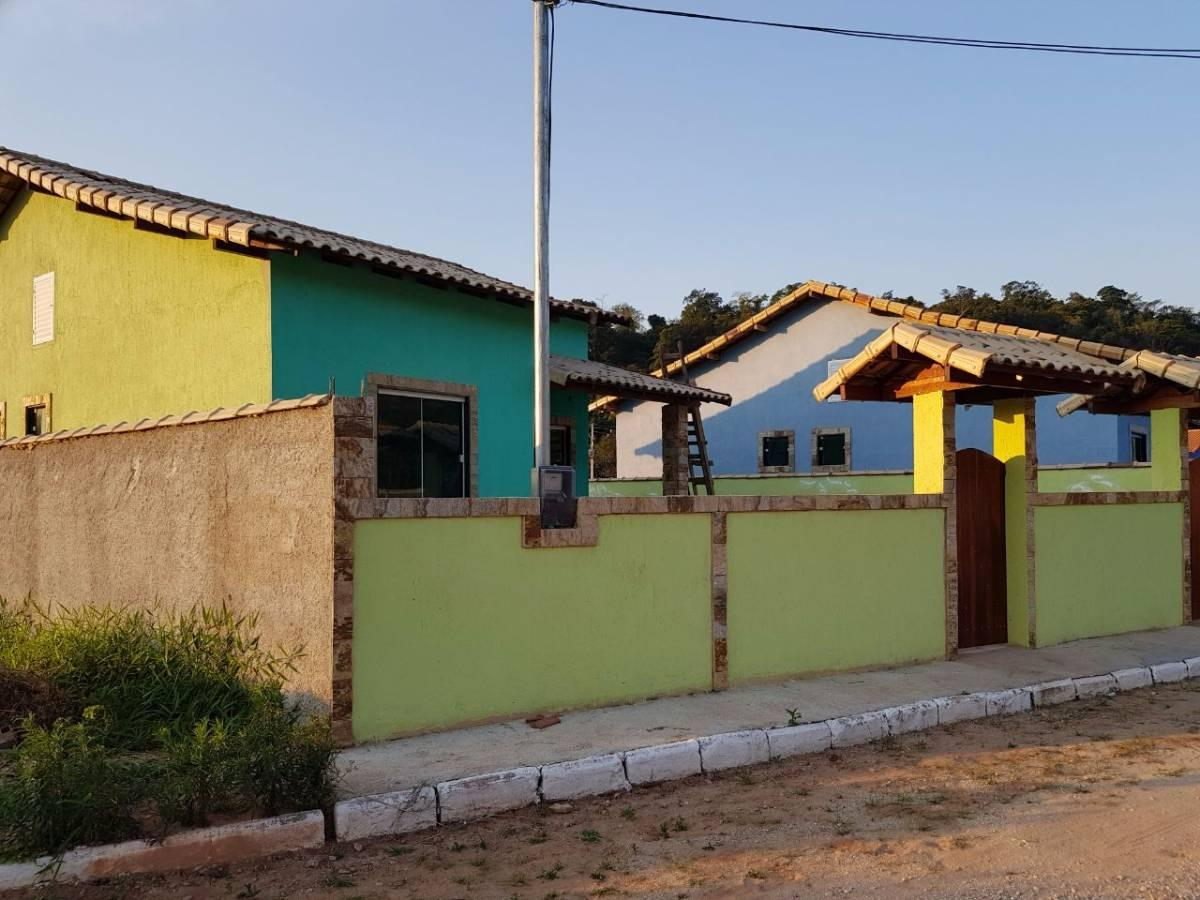 Casas em condiminio Jepuiba C. de Macacu