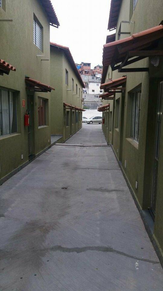 Casa condomínio fechado 2 dormitórios, Rua Cortegaça, Capão Redondo