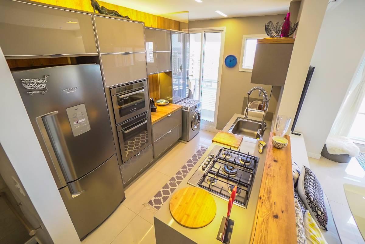AUDACE - Duplex com 2 suítes (Aceita apartamento com 3 Qtos no Noroeste)
