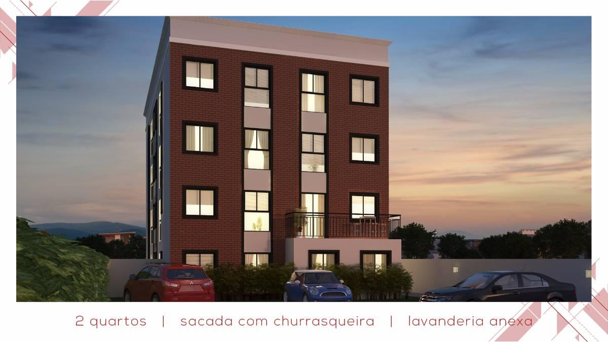 Excelente Apartamento em Campo Largo