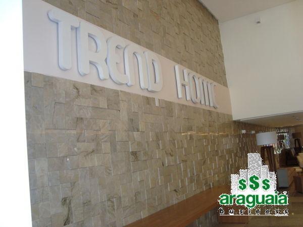 Apartamento no TREND HOME - Jardim Goiás