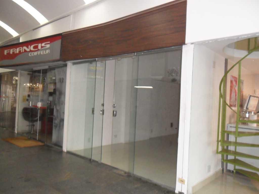 Copacabana - Loja de galeria, 65m²